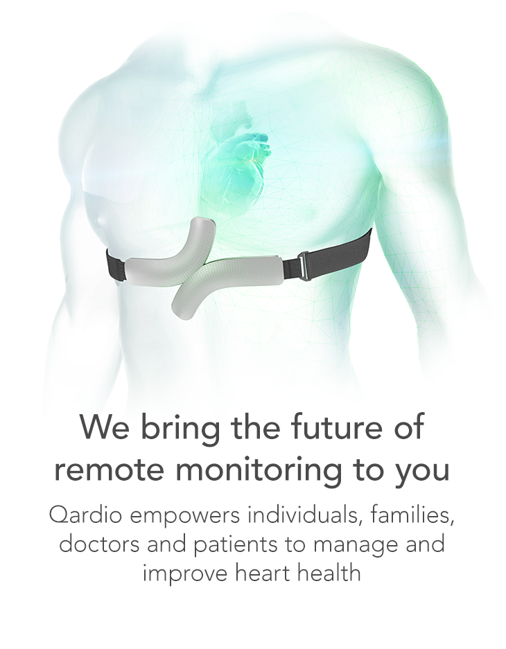 QardioCore - Wireless ECG Monitor