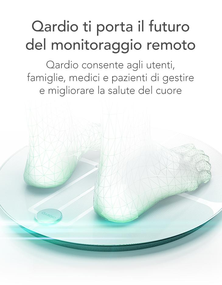 QardioBase - Wi-Fi Smart Scale and Full Body Analyzer