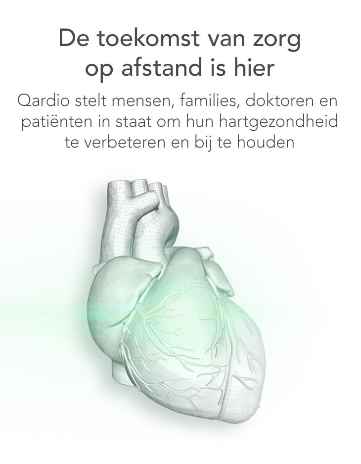 Qardio Homepage - QardioArm