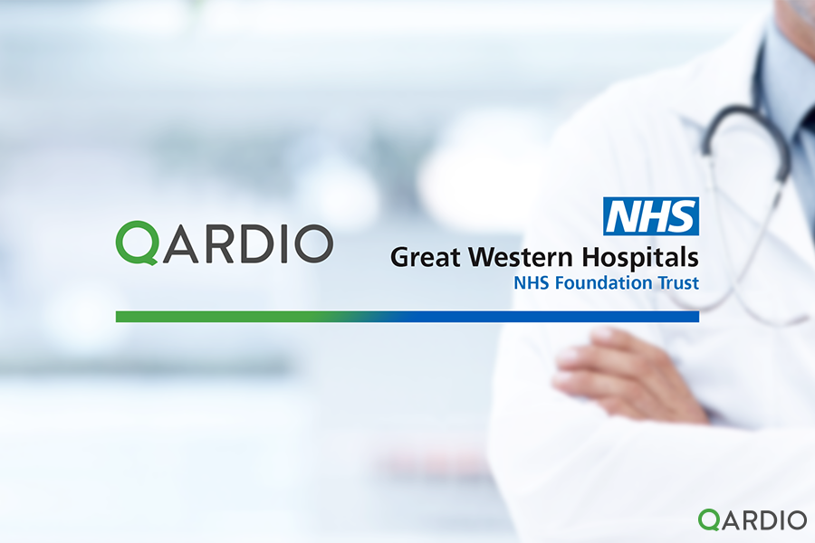 Great Western Hospitals NHS Foundation Trust to deploy Qardio's RPM solution